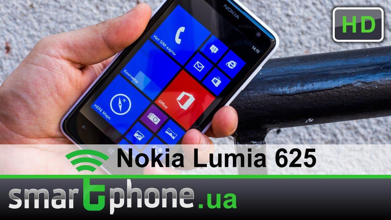 Nokia Lumia 625 - обзор Windows Phone смартфона