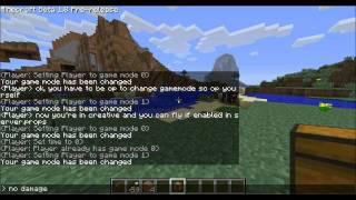Как включить gamemode в игре Minecraft Интернет