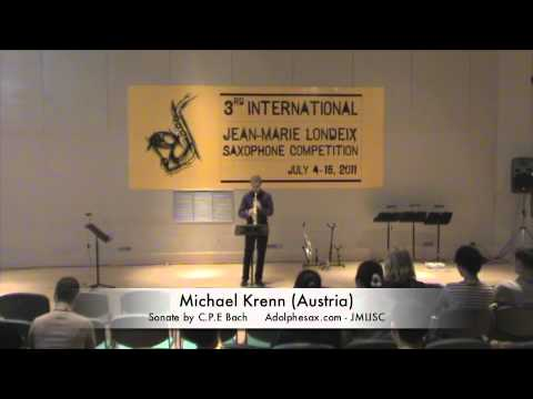Michael Krenn Austria sonate