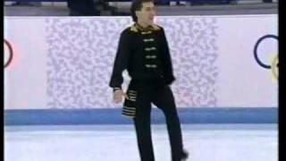 Elvis Stojko LP 1994 Lillehammer Olympics