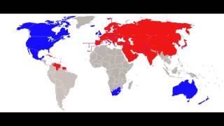 Realistic 2014 World War 3 Scenario/simulation