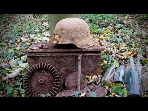 Немецкий шлем Люфтваффе М42.