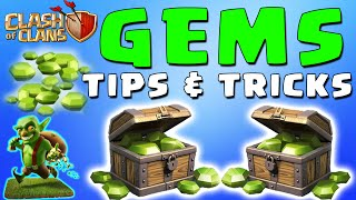 Clash Of Clans Gems How To Get More Gems, Free Gems