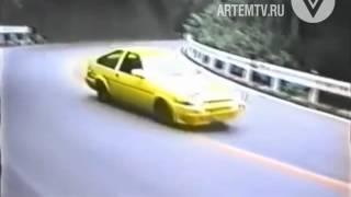 Мир автоспорта. Дрифт. Как он появился?