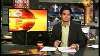 Newsfirst Prime time Sunrise Sirasa TV 6 15AM 1st July 2014