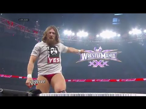 WWE Wrestlemania XXX Preview WWE Raw Review 3/31/14