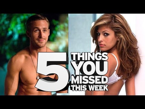 Ryan Gosling Knocked Up Eva Mendes?! This is 5 Things You Missed This Week!