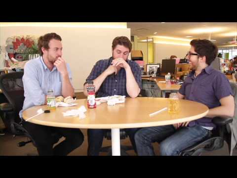 Jake and Amir: Lunch Conversation