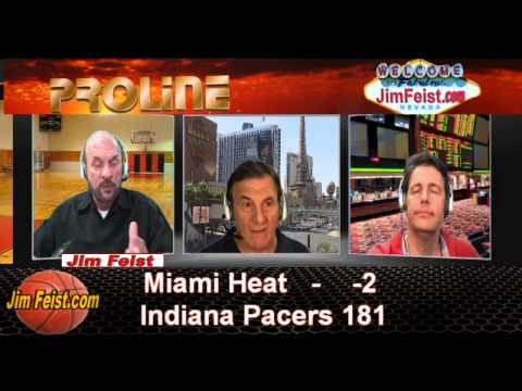 2014 NBA Playoffs Miami Heat vs. Indiana Pacers Preview, May 18, 2014