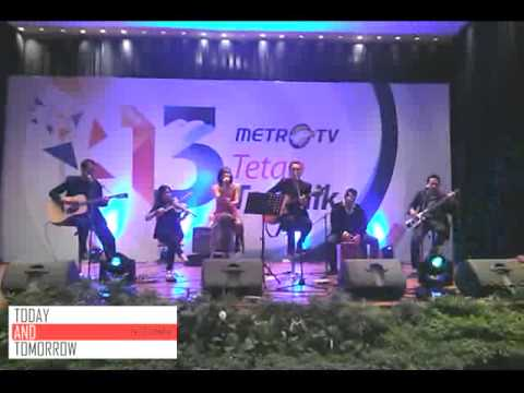 Band Akustik Jakarta (Today and Tomorrow) - Oh Darling - The Beatles (live at Metro TV)