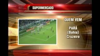 Supermercado da bola: Arouca na mira do Cruzeiro