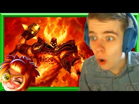 A Legendary That Can Get You Ragnaros In Standard? (Witchwood Card Review Part 3)