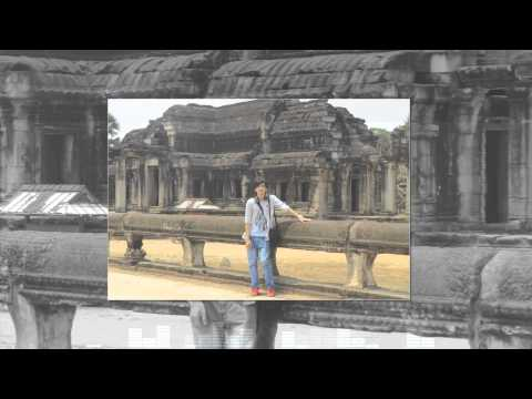 Visit Angkor Wat Temple, Siem Reap, Cambodia || Lim Socheat