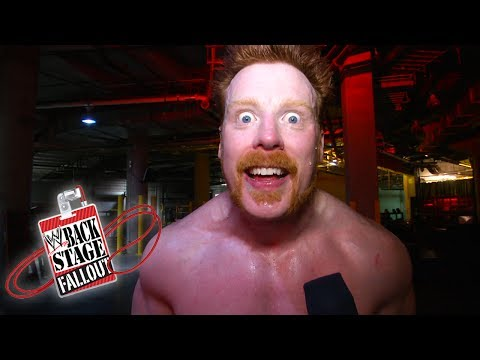 Sheamus Makes a Statement - Backstage Fallout - February 3, 2014