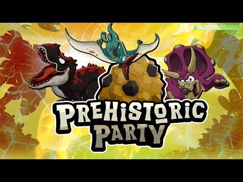 Club Penguin: Prehistoric Party 2014