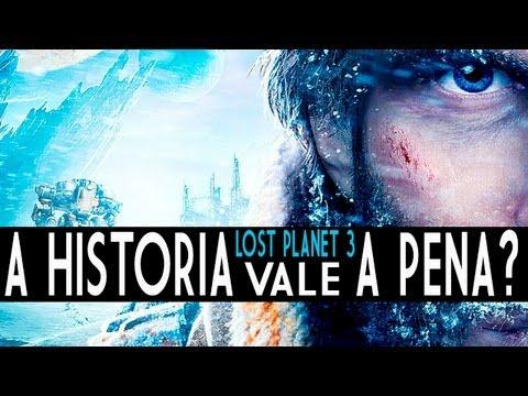 LOST PLANET 3 - a historia vale a pena?