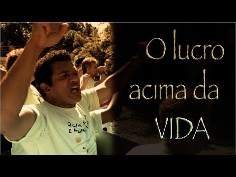 """Filme """"O lucro acima da vida"""" terá sessão gratuita em Santos, dia 11/12"""