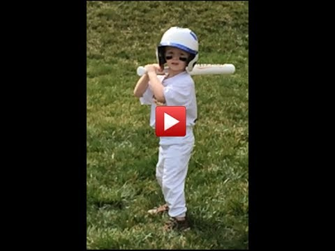 Youth Baseball Drills - How To Coach Your Son 'As HARD as You Can' Without Coaching Him