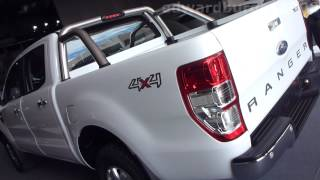2014 Ford Ranger XLT 4x4 2014 Video Review Caracteristicas