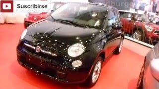 2014 Fiat 500 Cult 2014 Video Review Caracteristicas