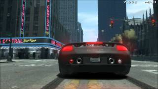 GTA IV Car Mod Pack Free Download #1