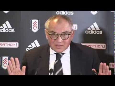 Felix Magath: I'm a nice guy but Rene & Co. had to go