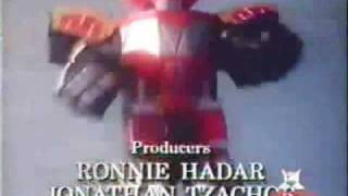 Power Rangers - Intro - Español Latino