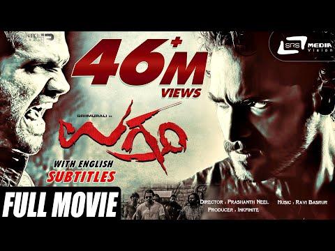 Ugramm- ಉಗ್ರಂ | Kannada New Movies 2014 Full HD | Rathavara Srimurali,Haripriya