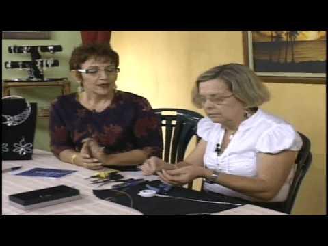 Alambrismo - Elizabeth Orta - Engaste de Piedra - 1 de 8