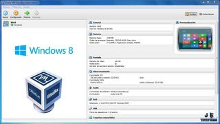 Tutorial Instalar Windows 8 En VirtualBox