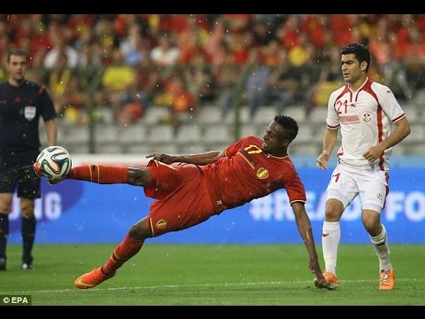BELGIUM's highlights 1-0 Tunisia | Friendly | 2014/06/07