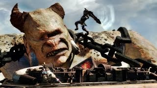 God Of War Ascension - All Cutscenes - All Boss Battles - Cinametics God Of War 4 Full Movie HD