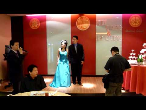 KK & Li Ching Wedding 8