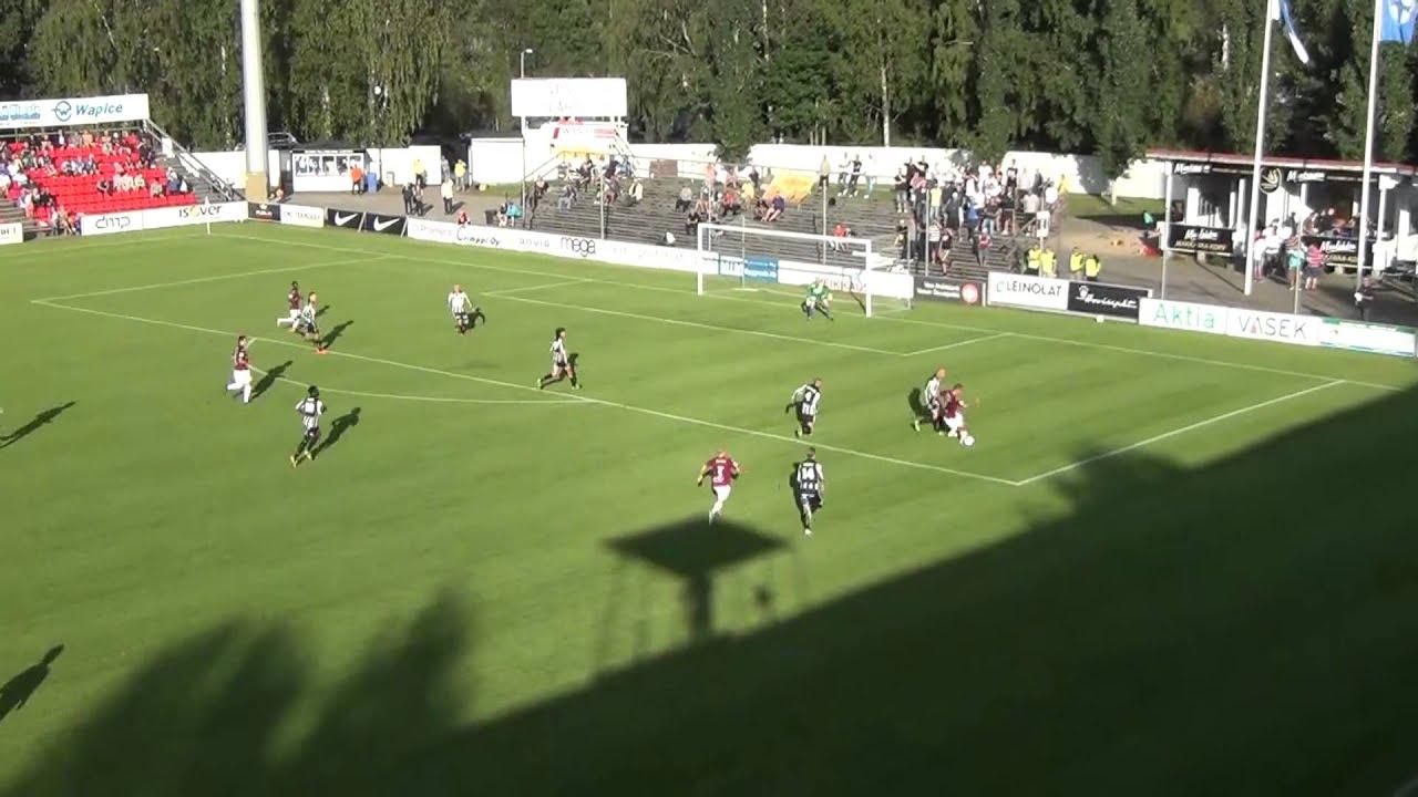 Vaasa VPS 3-1 Lahti