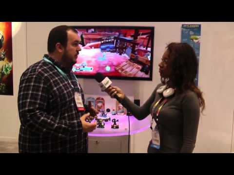 New SWAP Force Skylander Figures at ToyFair 2014!