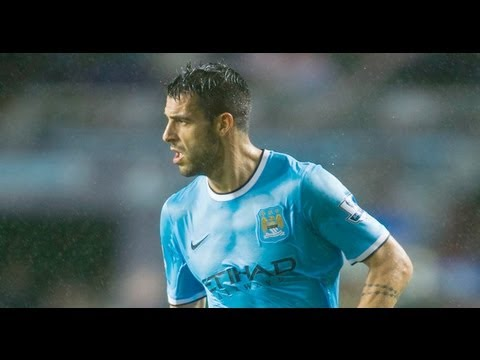 Álvaro Negredo ● La Bestia ● Welcome to Manchester City