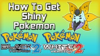 Pokemon Black And White 2: How To Get Shiny Pokemon