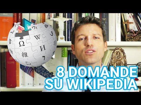 Otto domande e risposte su Wikipedia