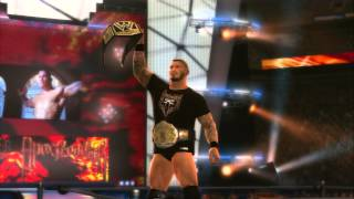 WWE 2K14- RANDY ORTON AND BROCK LESNAR MODS
