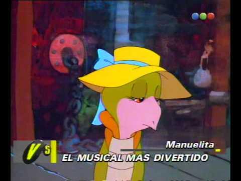 Manuelita, El Musical -- Versus