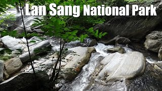 Lan Sang National Park in Tak Province Western Thailand