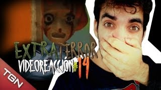 """Extra Terror Video-reacción 14#"" - CHAINSAW MAID"