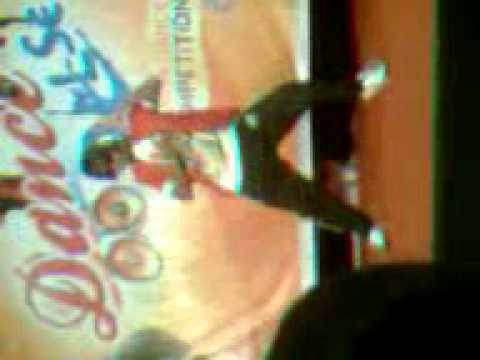 Mayank saini dance on dance dil se with crockroaz & dharmesh