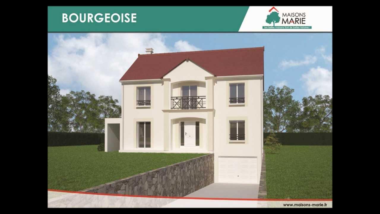 Plan gratuit maison traditionnelle r 1 6 pi ces 150m2 for Maison moderne 160m2