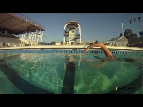 How to Swim Bent-arm Freestyle
