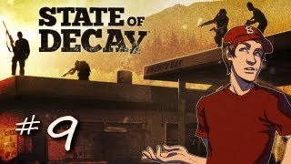 """State of Decay w/ Kootra Ep. 9 """"Lily's Brother"""""""