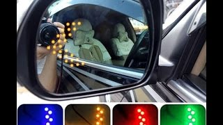 Instalación Luces Led a las direccionales del coche
