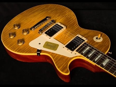 Gibson Custom Shop 2013 Historic 1959 Les Paul Gloss  •  SN: 93646