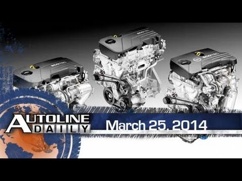 GM Puts New Engine Through Its Paces - Autoline Daily 1341