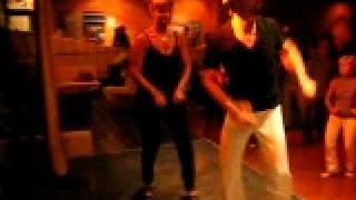 BALLO DI GRUPPO DJ BERTA,NUOVO COUNTRY ROCK ON Di Jan